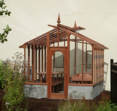 NW College of Naturopathic Medicine greenhouse