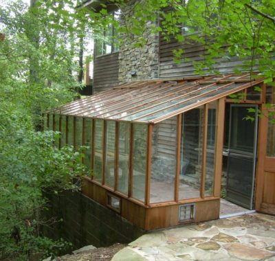 Garden Sunroom covering a patio