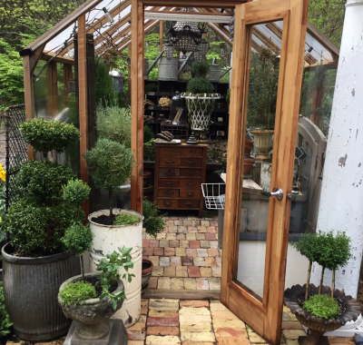 7x9 Trillium as Topiary Greenhouse
