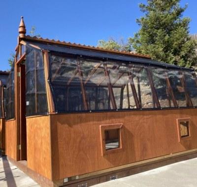 10x12 Tropic Greenhouses in California