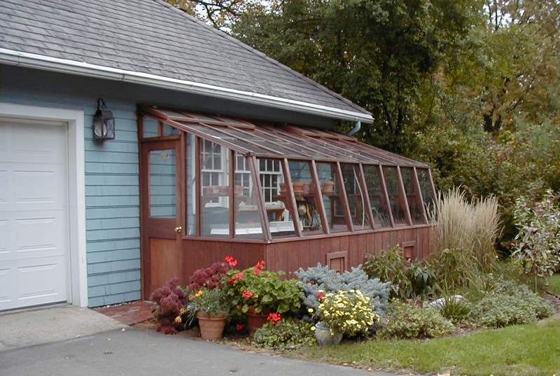 Tropic Sturdi-Built Greenhouse