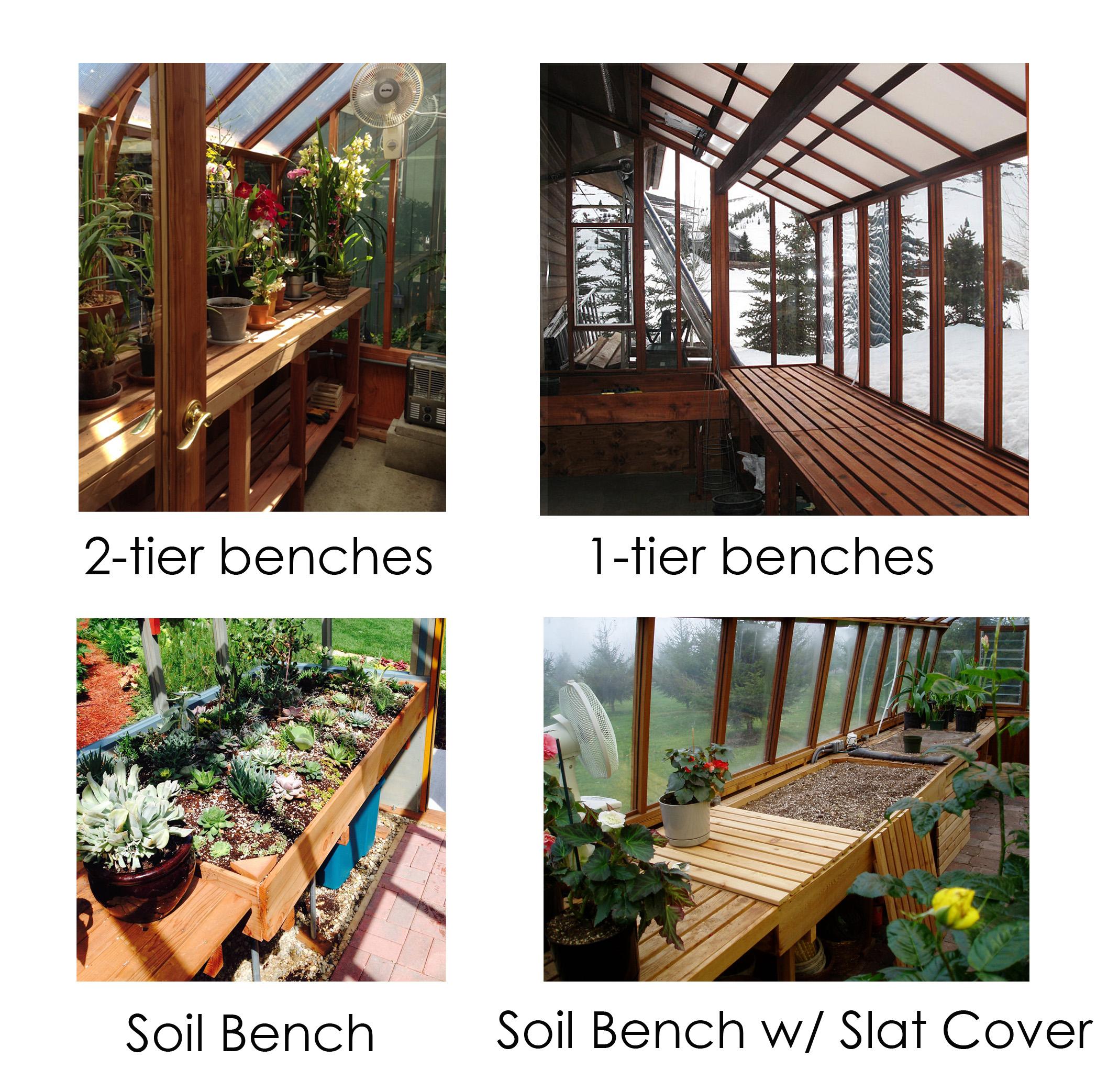Sturdi-Built Greenhouse Roof Vent