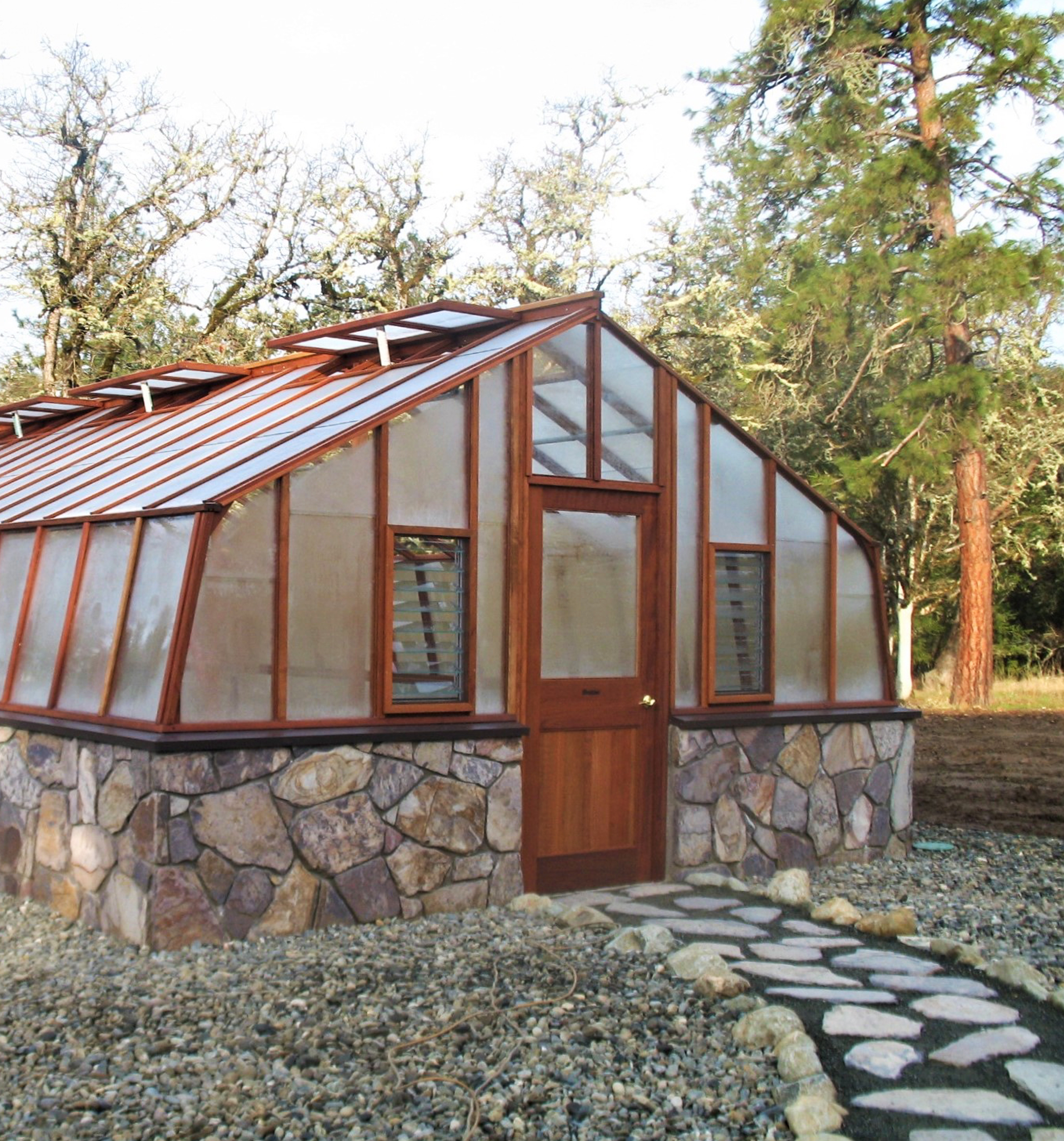 Choose Between Our Eight Unique Freestanding Greenhouse Styles