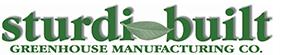 Sturdi-Built Greenhouses Logo