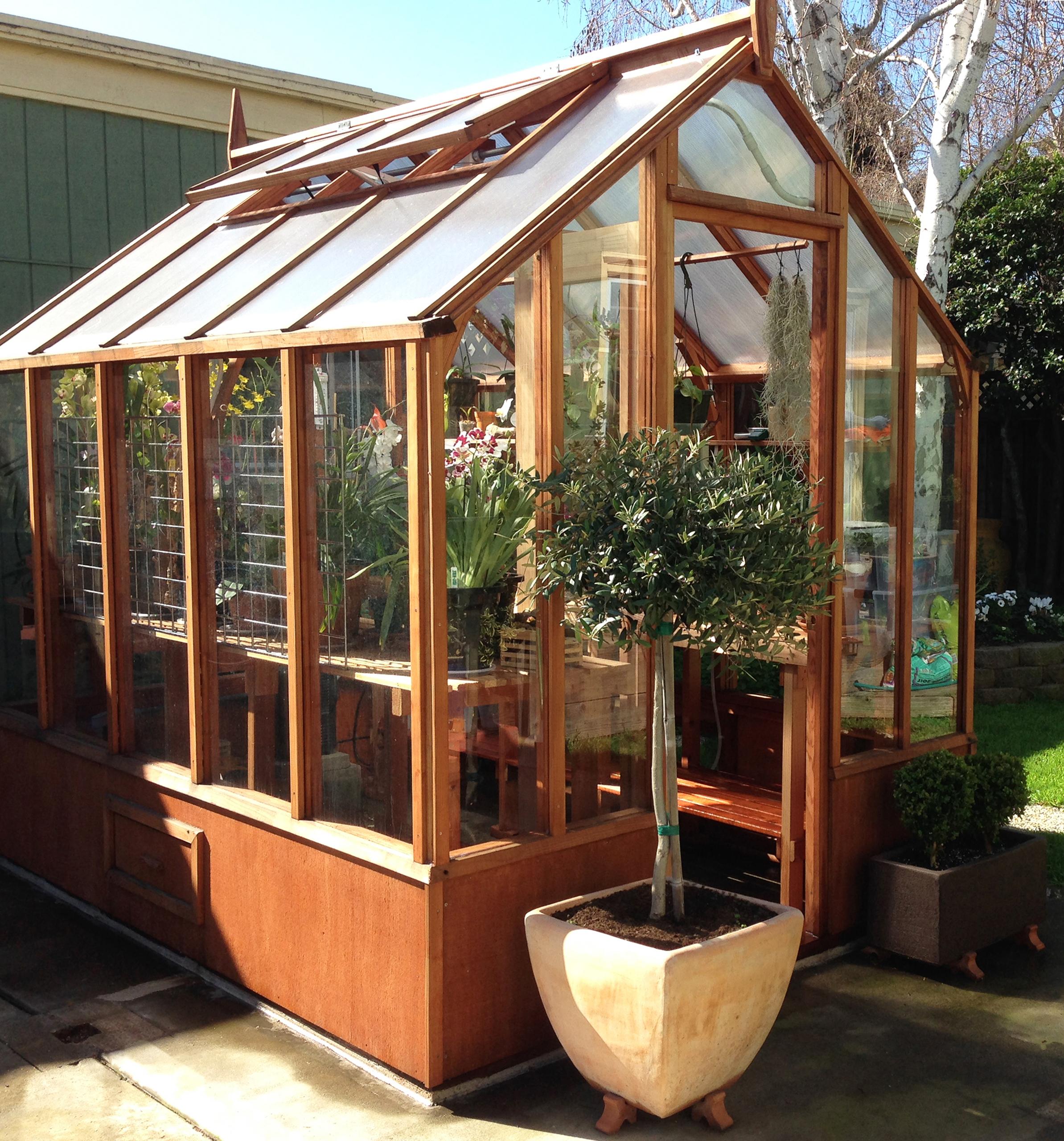 Sturdi-Built Trillium Greenhouse