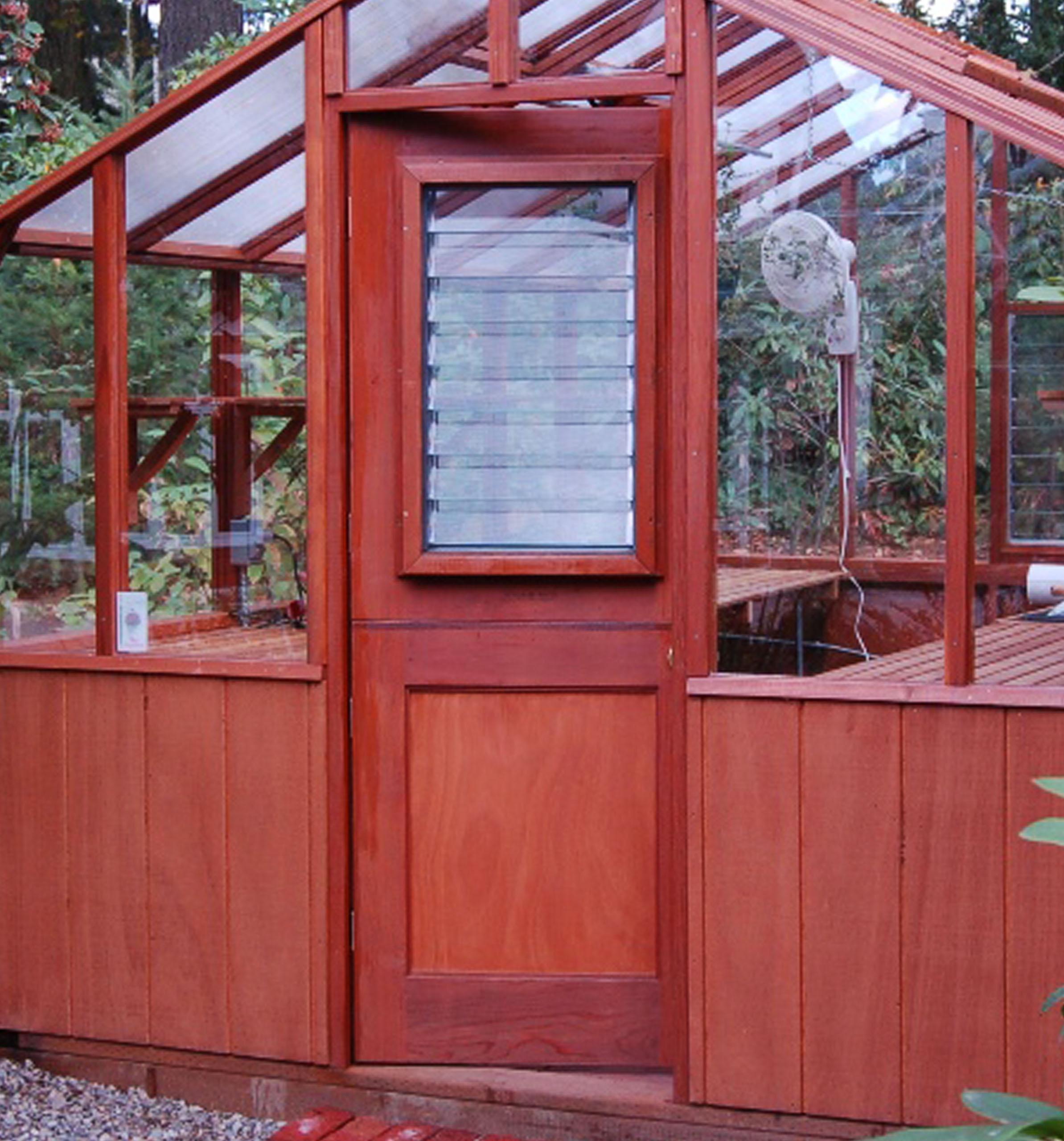 Deluxe Regular Greenhouse