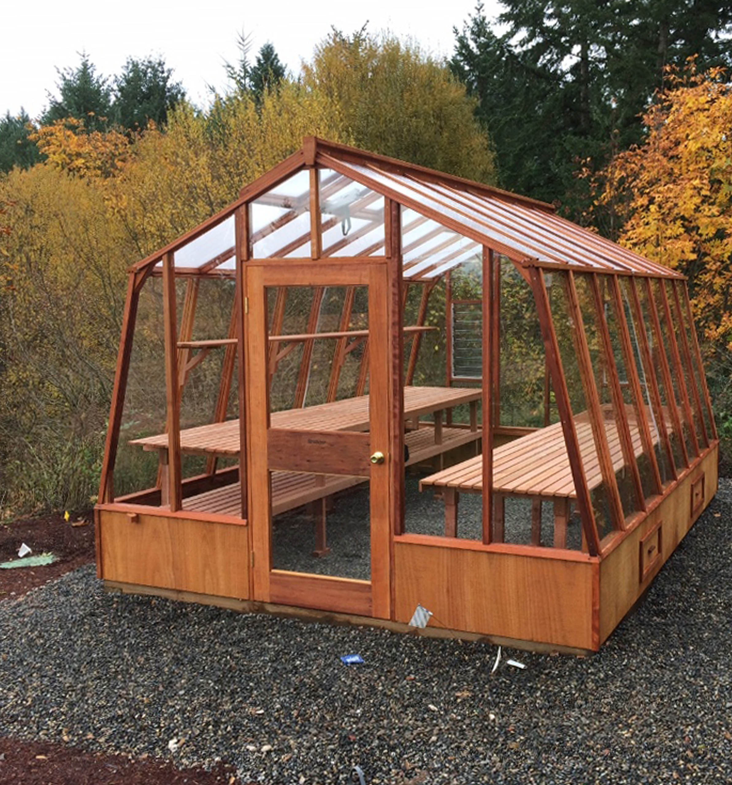 Solite Freestanding Greenhouse