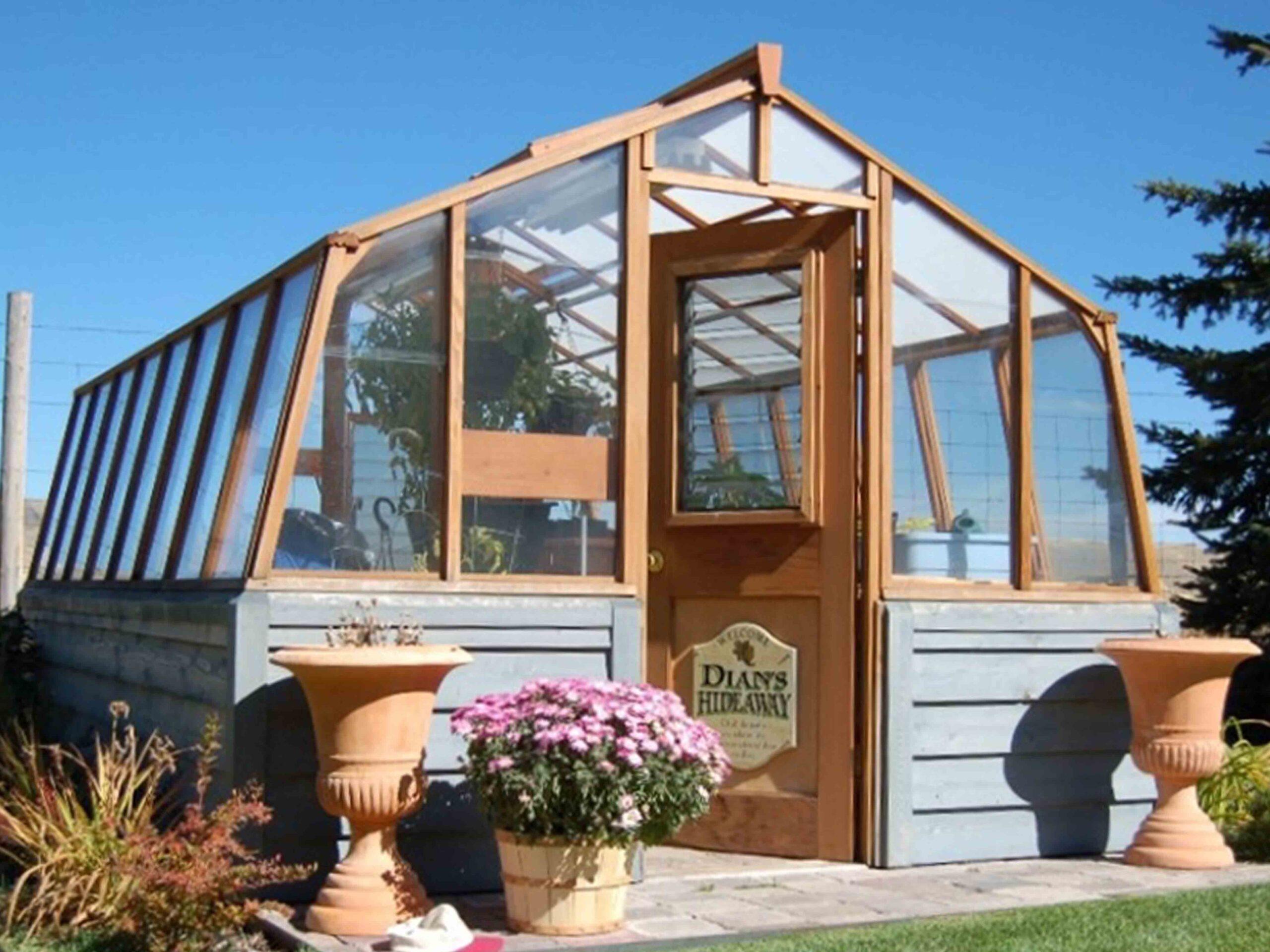 Sturdi-Built Greenhouse