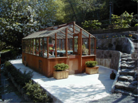 Complete Greenhouse Kit